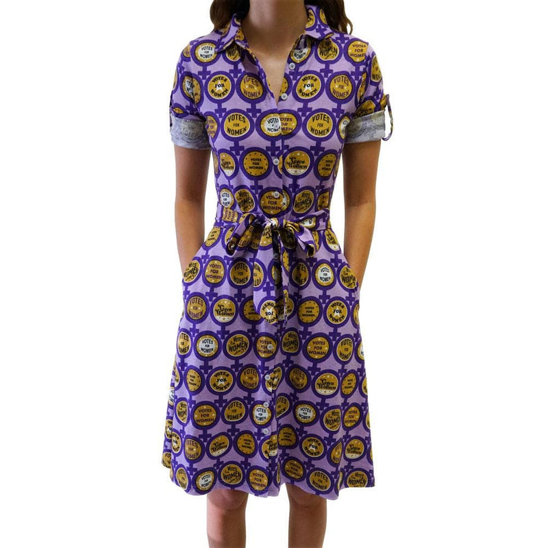 Women's Suffrage Sally Dress