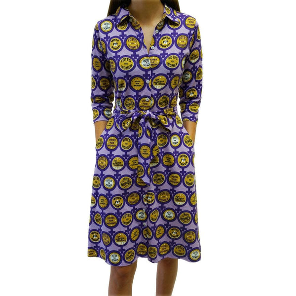(Pre-order) Women's Suffrage Sally Dress