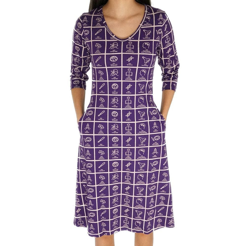 Dewey Decimal Classification® Katherine Dress
