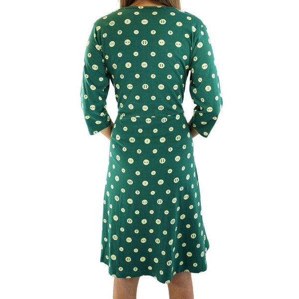 Punctuation Polka Marks Rosalind Dress [FINAL SALE]