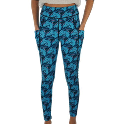 Sea Dragon Adults Leggings with Pockets