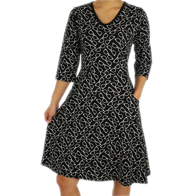 Reading Spectacles Rosalind Dress