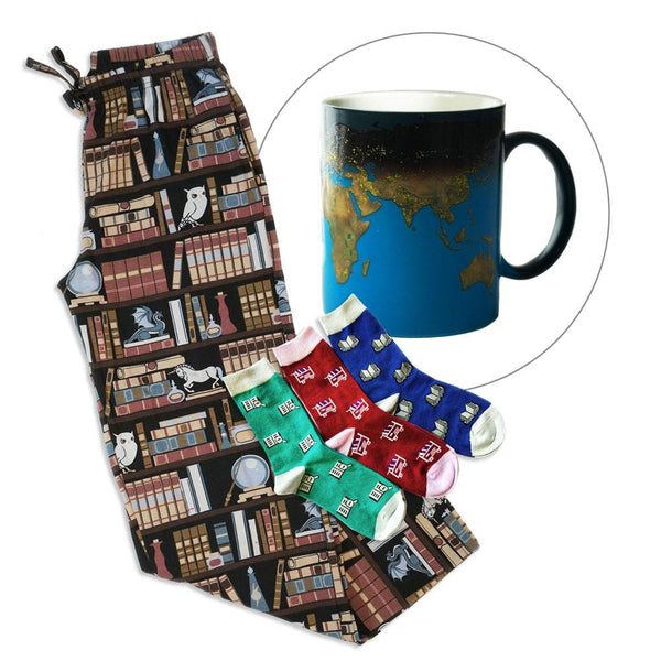 Well Read & Well Traveled Gift Box ($80 Value)