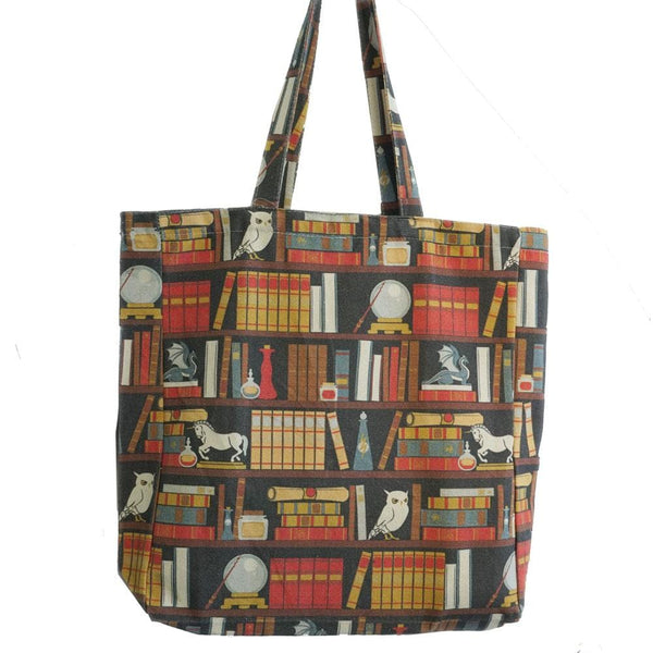 Librarian's Secret Chamber Canvas Tote Bag