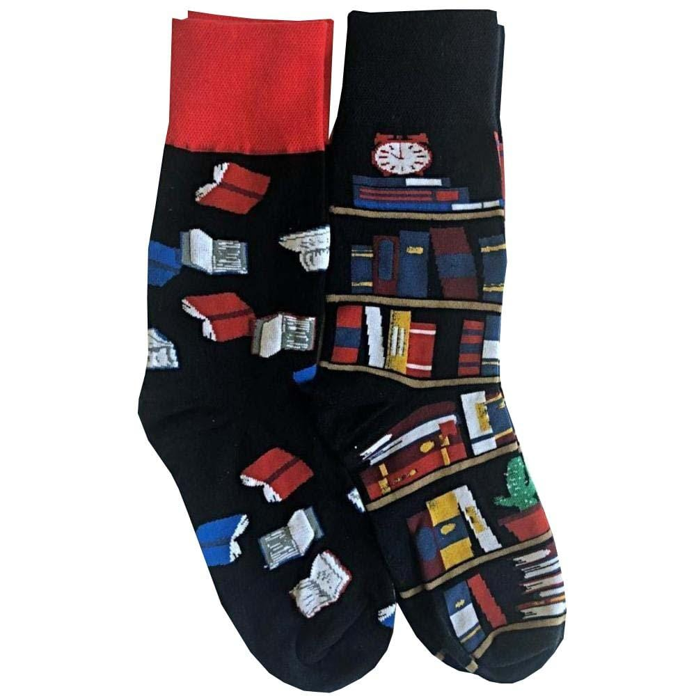 Bookworm Socks Bundle - 2-Pack - Svaha USA