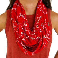 Endorphins Within Us Infinity Scarf