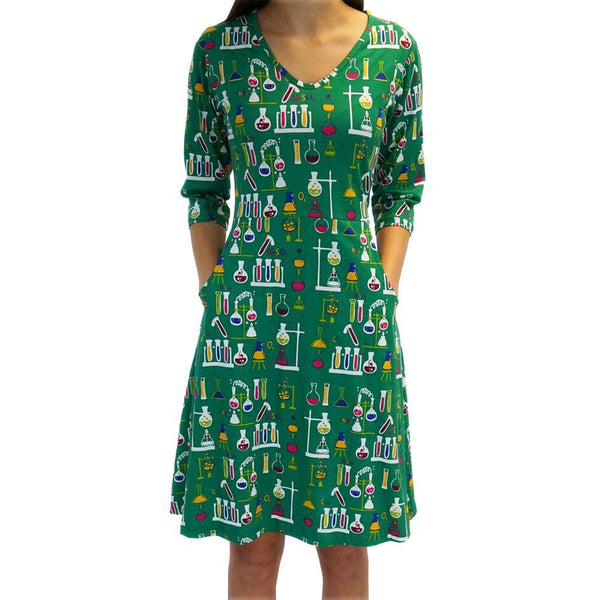 Chemistry Lab Rosalind Dress
