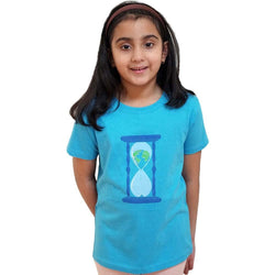 Global Warming Climate Kids T-Shirt- Svaha USA