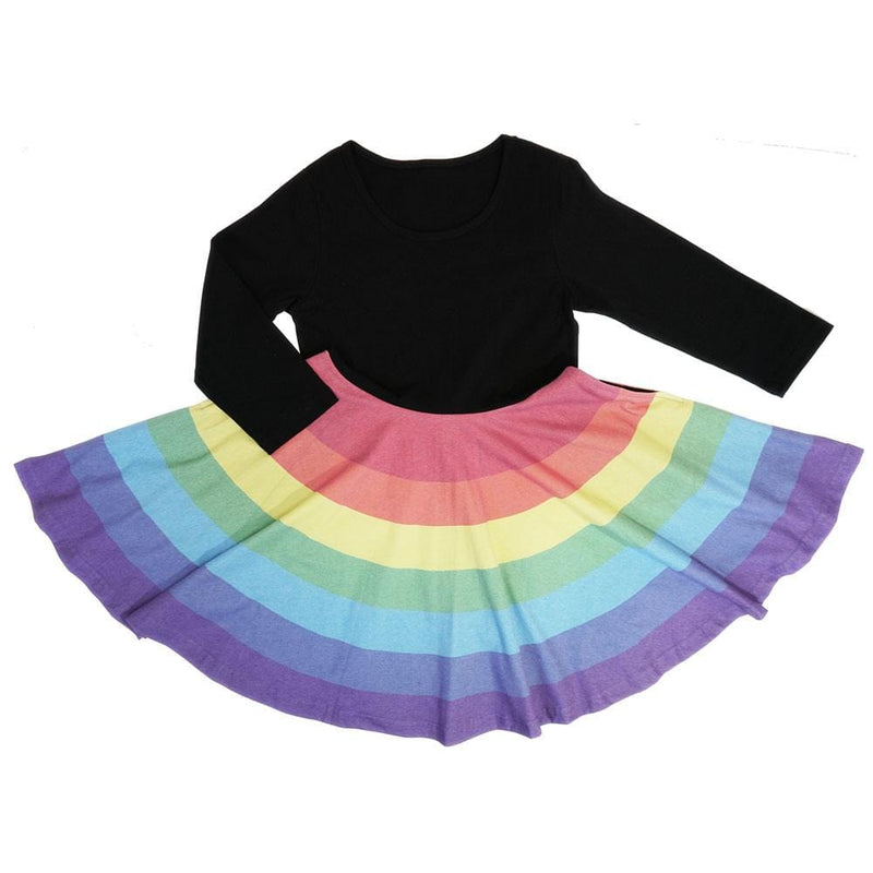 Life in Colors Kids Twirl Dress