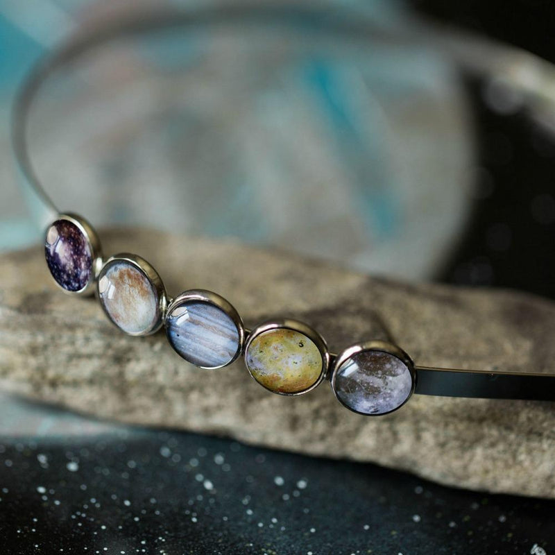 Galilean Moons of Jupiter Headband - Svaha USA