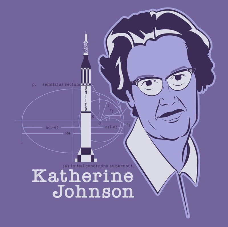 (Pre-order) Katherine Johnson Raglan Top