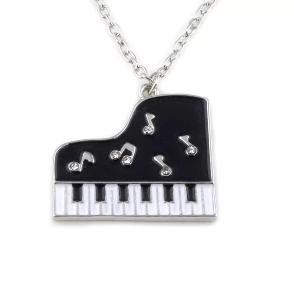 Piano Necklace [FINAL SALE]