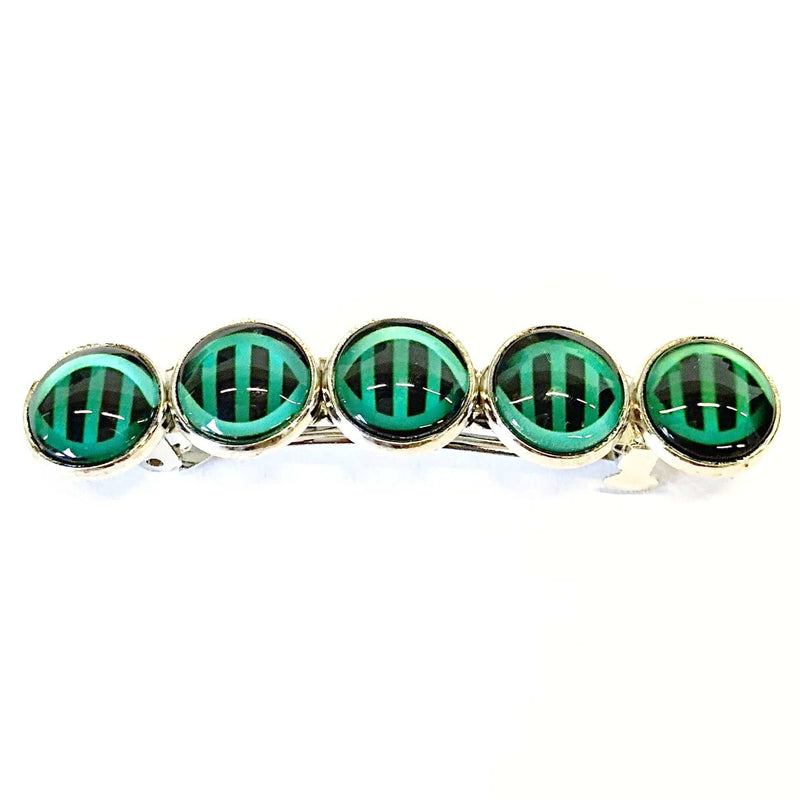 DNA Iconic Double Helix Stripes Barrette - Svaha USA