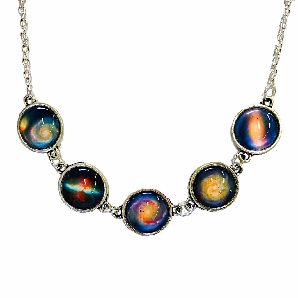 Long Galaxy Necklace - Svaha USA