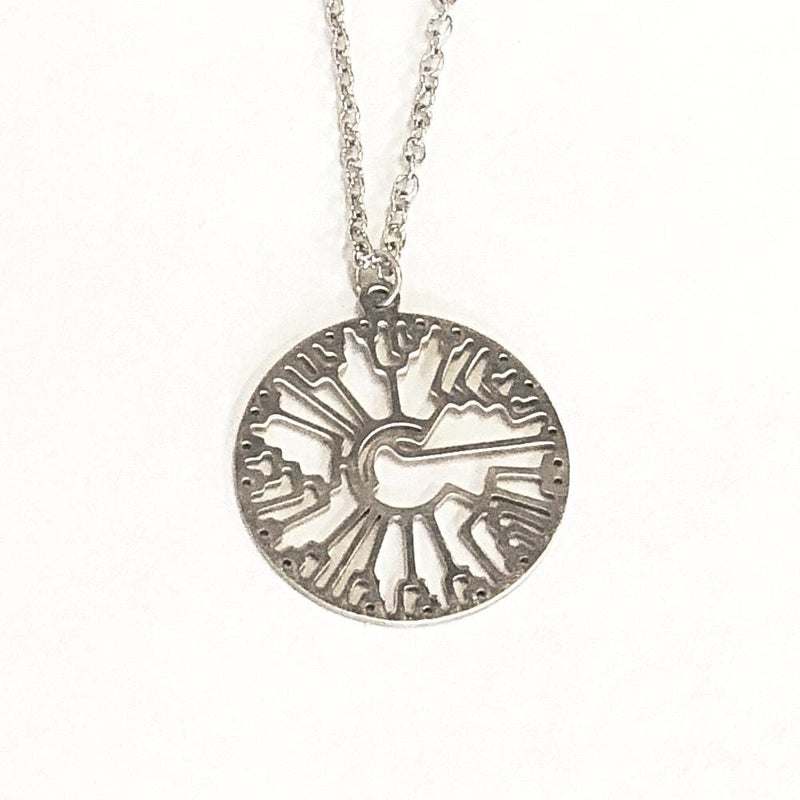 Phylogenetic Tree Necklace - Svaha Apparel