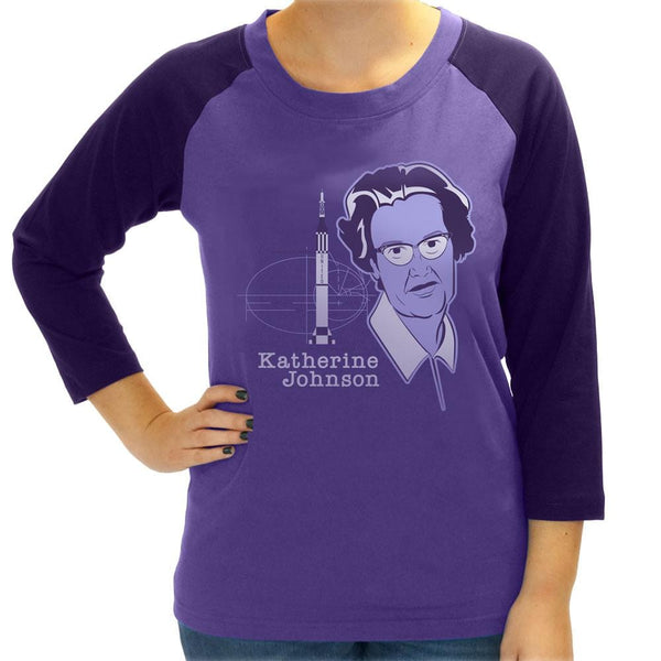 Katherine Johnson Raglan Top