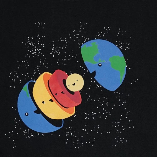Layers of the Earth Kids T-Shirt