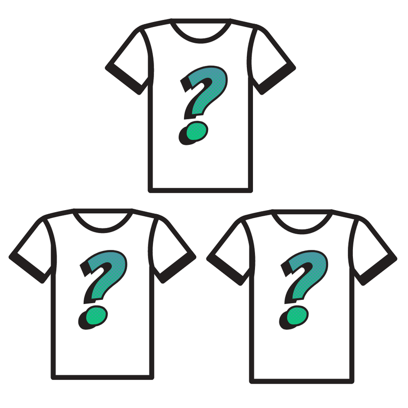 Bag of Mystery Tees (Kids) - Svaha USA
