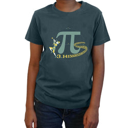 Pi'd Piper Kids T-Shirt