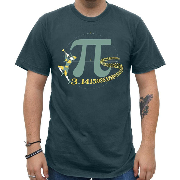 Pi'd Piper Unisex Adults T-Shirt