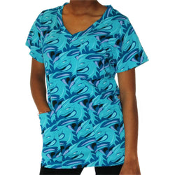 Sea Dragon Tunic Top [FINAL SALE]