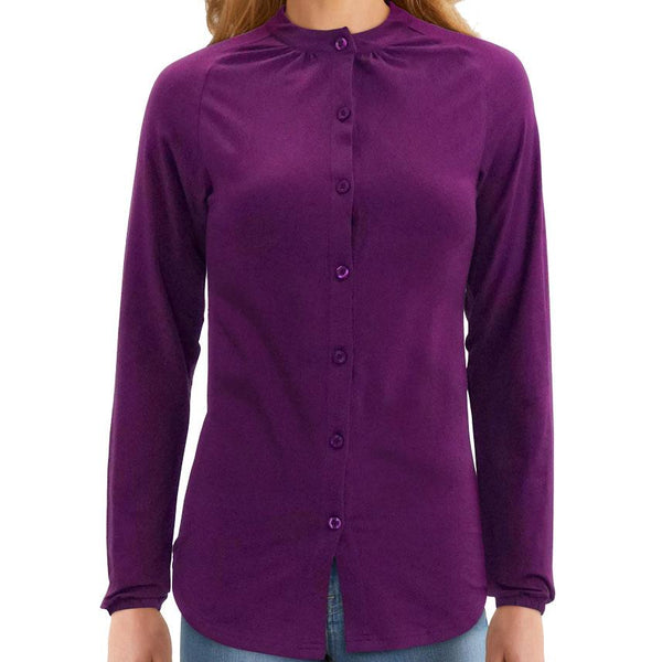 Ultraviolet Ruth Top