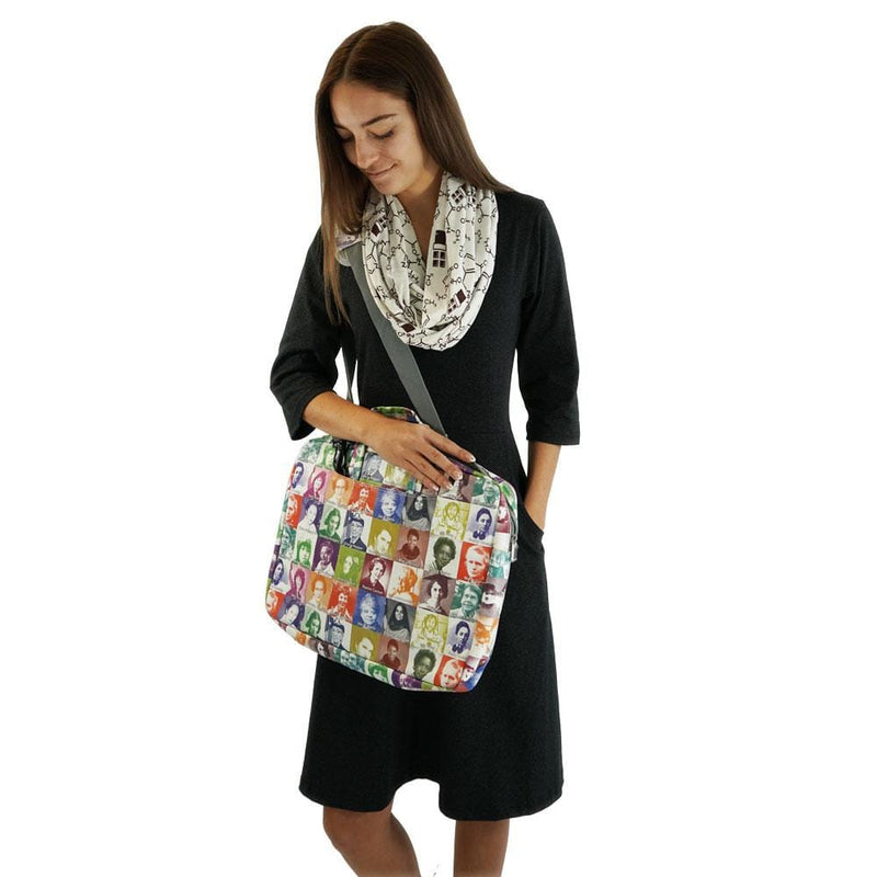 Amazing Women Pioneers Messenger Bag