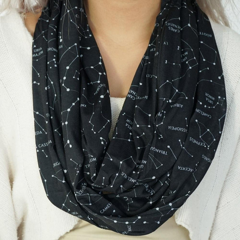 Pocket Universe Infinity Scarf