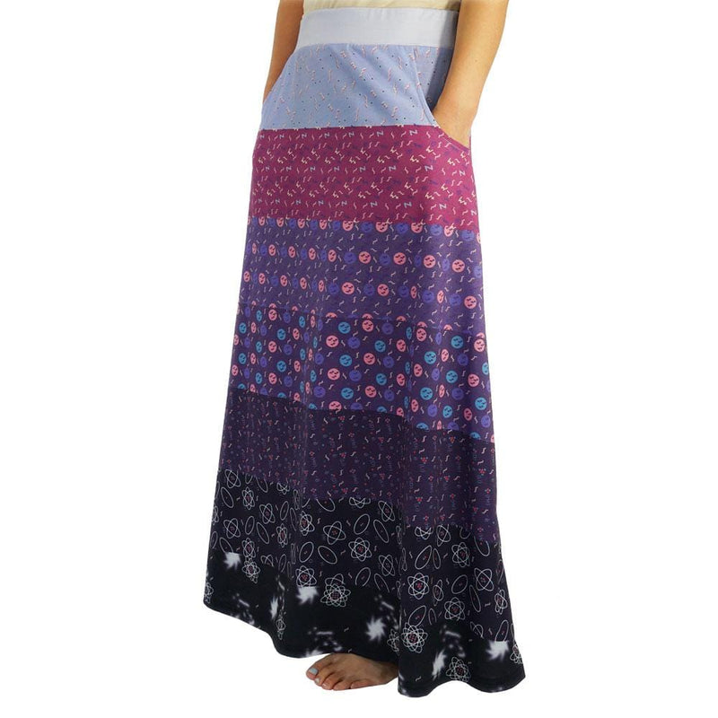 The Big Bang Maxi Skirt [FINAL SALE]