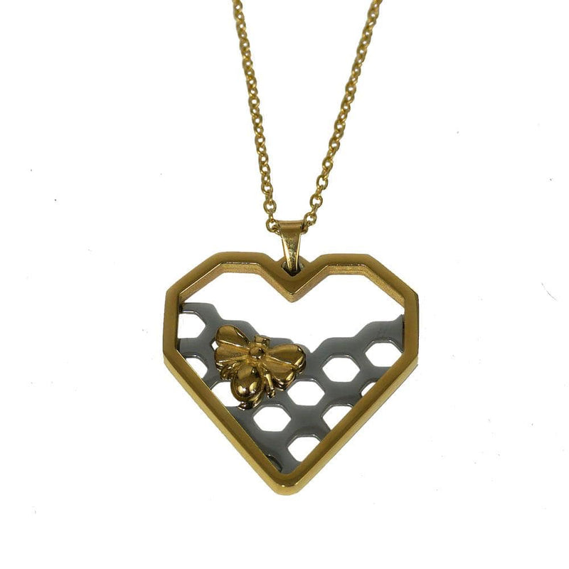 Your Heart is Sweet Like Honey! Necklace