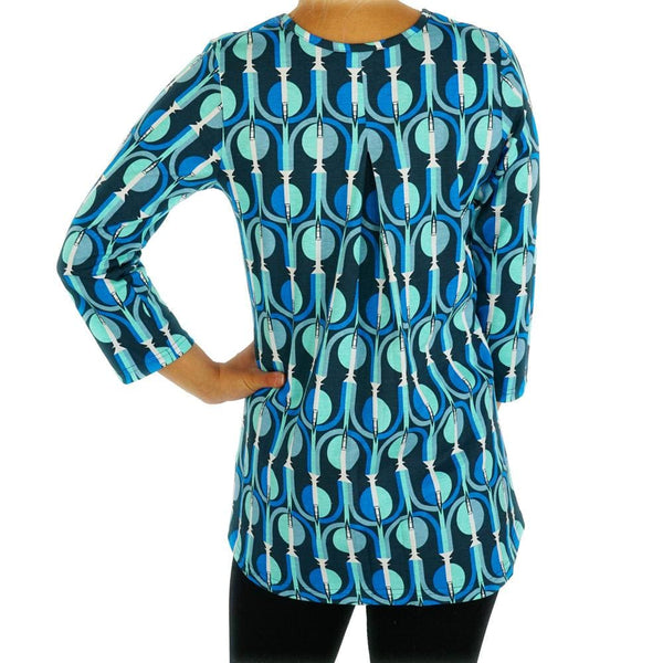 Rock It Into Orbit! Blouse