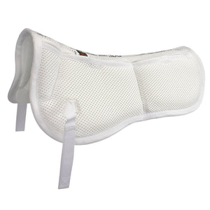3D Air Ride® Half Pad with Memory Foam - Air Ride Saddle Pads - Equine Comfort Products
