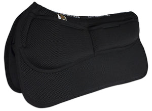 3D Western Pad with Memory Foam - 3D Western Saddle Pads - Equine Comfort Products
