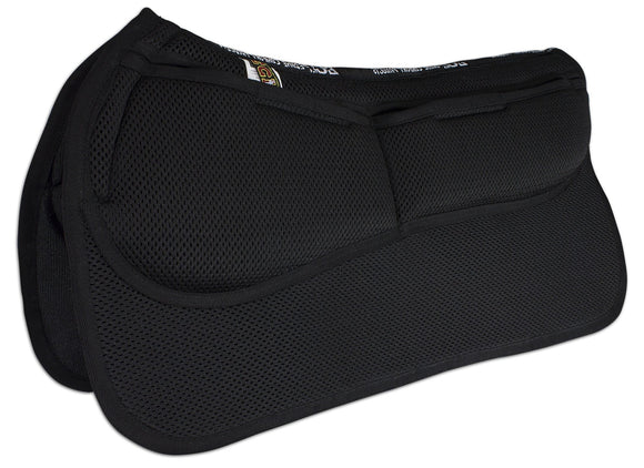 3D Western Pad with Memory Foam - Western Saddle Pads - Equine Comfort Products