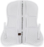 6-Pocket Cotton Correction Half Pad - Cotton Saddle Pads - Equine Comfort Products