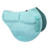 Contoured Correction Eventing Pad - Cotton Saddle Pads - Equine Comfort Products