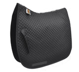 Cotton Dressage Pad - Black