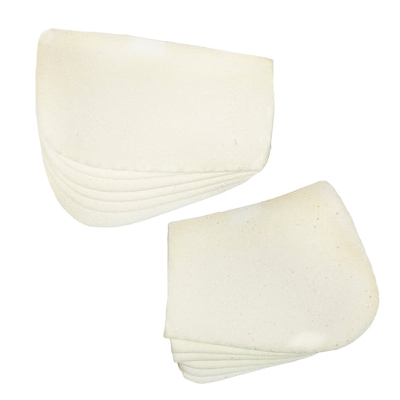 12-Piece Memory Foam Insert Set