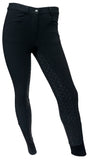 RideTex™ Full Seat Competition Breeches - Black