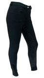 RideTex® Full Seat Competition Breeches - Black - RideTex Apparel - Equine Comfort Products