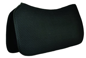 Ventilated 'HD' Western Pad - 3D Western Saddle Pads - Equine Comfort Products