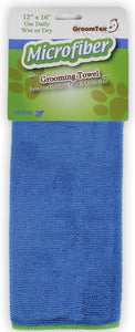 GroomTex Microfiber Grooming Towel - Grooming & Accessories - Equine Comfort Products