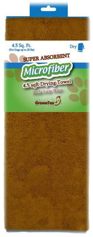 GroomTex Microfiber Drying Towel - Grooming & Accessories - Equine Comfort Products