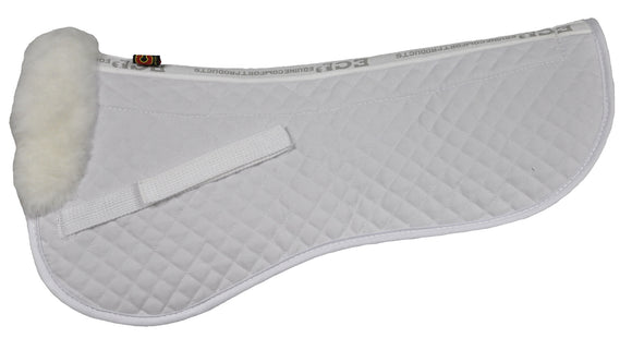 Classic Sheepskin Half Pad - Saddle Pads - Equine Comfort Products