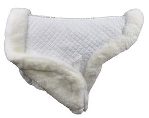 Sheepskin Dressage Pad - Saddle Pads - Equine Comfort Products