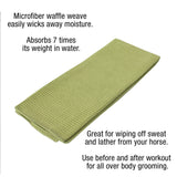 "Microfiber Wipe Down Cloth 16"" x 28"""
