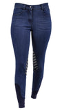 RideTex® Denim Breeches - RideTex Apparel - Equine Comfort Products