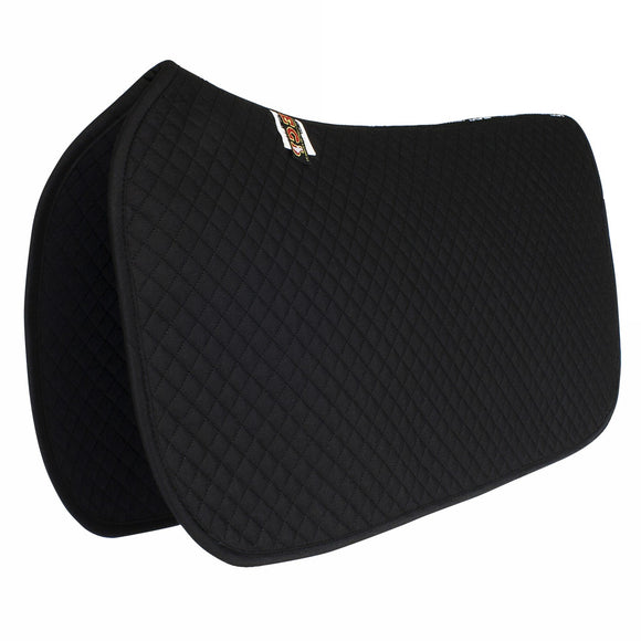 Western Cotton Saddle Pad - Cotton Western Saddle Pads - Equine Comfort Products