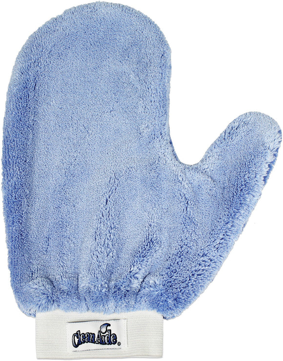 CleanAide® Microfiber Terry Weave Mitt with Thumb / 5-Pack