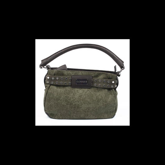 Cafenoir ladies handbag BS03P TESSUTO MILITARY 640 - Haute Milan